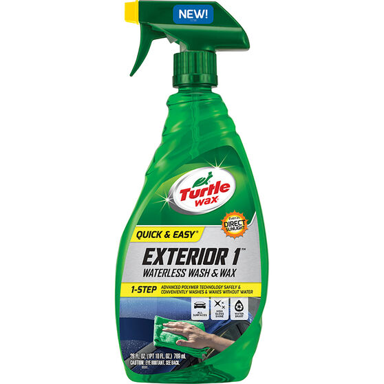 Turtle Wax Waterless Wash & Wax - 769mL, , scaau_hi-res