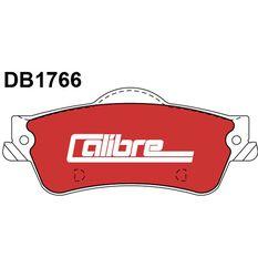 Calibre Disc Brake Pads DB1766CAL, , scaau_hi-res