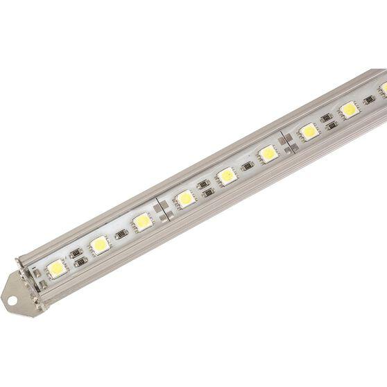 SCA Strip Light - LED, 12V, 1m, Rigid, White, , scaau_hi-res