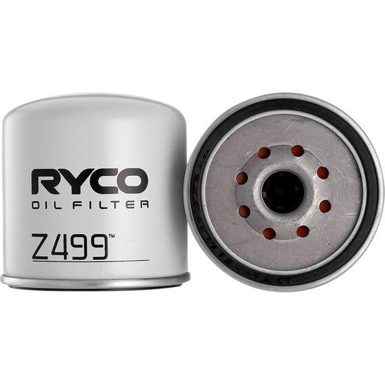 Ryco Oil Filter - Z499, , scaau_hi-res