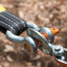 Ridge Ryder Bow Shackle - 22 x 25mm, 6250kg, , scaau_hi-res