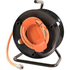Blackridge portable Air Hose Reel - 15m, , scaau_hi-res