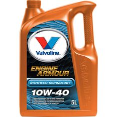 Valvoline Engine Armour Engine Oil - 10W-40 5 Litre, , scaau_hi-res