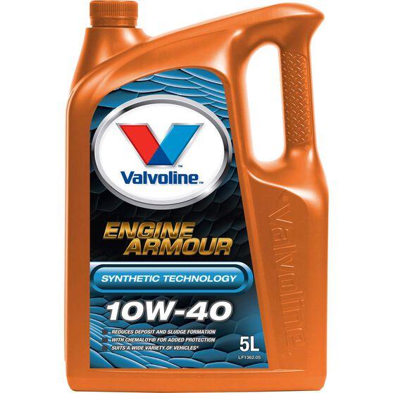 Valvoline Engine Armour Engine Oil - 10W-40 5 Litre, , scaau_hi-res