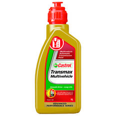 Castrol Transmax Multivehicle Automatic Transmission Fluid 1 Litre, , scaau_hi-res