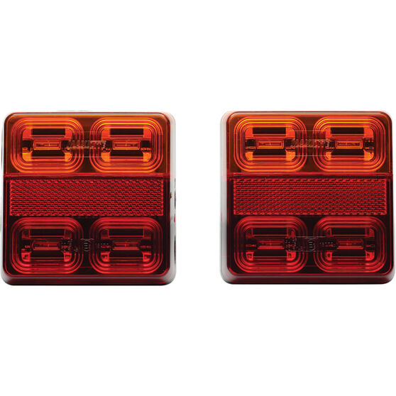 Trailer Lamp - LED, 12V, 2 Pack, , scaau_hi-res