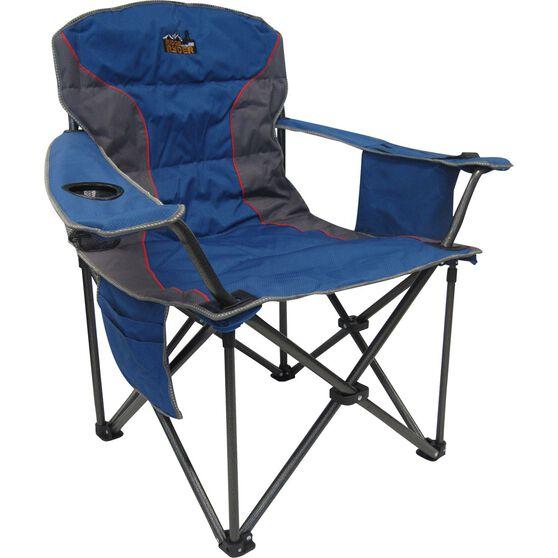 Ridge Ryder Savannah Camping Chair 150kg, , scaau_hi-res