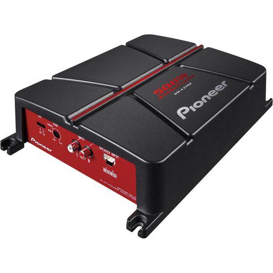 Pioneer Amplifier - 2 Channel, GMA3702, , scaau_hi-res