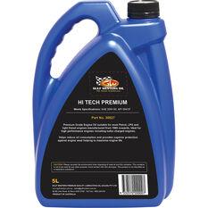 Gulf Western Hi Tech Premium Engine Oil 20W-50 5 Litre, , scaau_hi-res