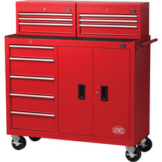 SCA Tool Cabinet Combo 11 Drawer 46 Inch, , scaau_hi-res
