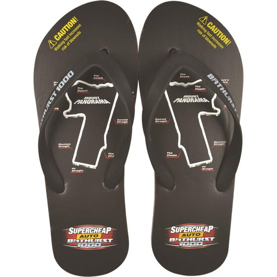 Bathurst Thongs with Bottle Opener - 294mm, , scaau_hi-res