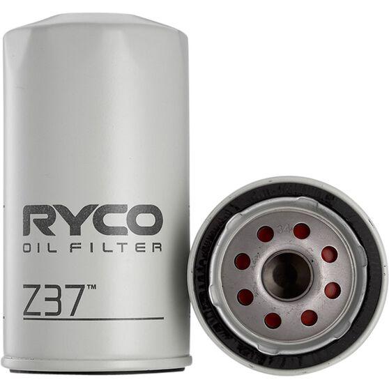 Ryco Oil Filter - Z37, , scaau_hi-res