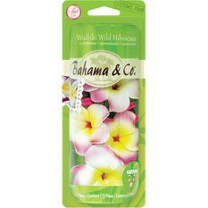 Bahama & Co Flower Necklace Air Freshener - Waikiki Wild Hibiscus, , scaau_hi-res