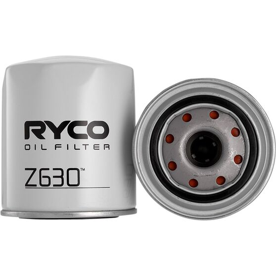 Ryco Oil Filter - Z630, , scaau_hi-res