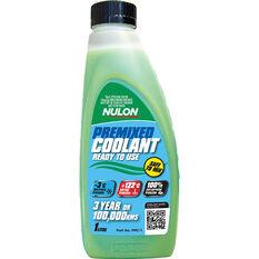 Nulon Premix Coolant - 1 Litre, , scaau_hi-res