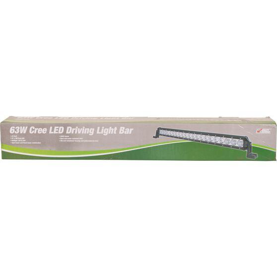 Led Cree Driving Light Bar 63W - 23, , scaau_hi-res