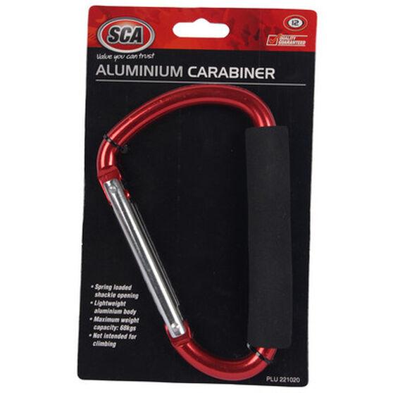 SCA Carabiner, Aluminium, , scaau_hi-res