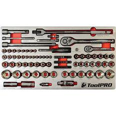 ToolPRO EVA Socket Set 99 Piece, , scaau_hi-res