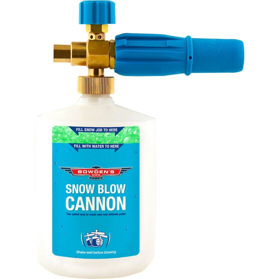 Bowden's Own Snow Blow Cannon, , scaau_hi-res