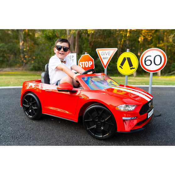 Ford Mustang 6V Ride On Vehicle, , scaau_hi-res
