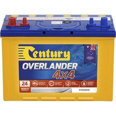Century Overlander 4x4 Battery N70ZZXHD, , scaau_hi-res