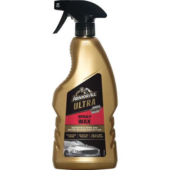 Armor All Ultra Spray Wax 500mL, , scaau_hi-res