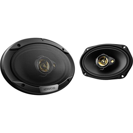Kenwood KFC-S6976EX 3-Way 6X9 Inch Speakers, , scaau_hi-res