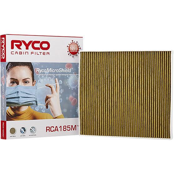 Ryco Cabin Air Filter N99 MicroShield RCA185M, , scaau_hi-res