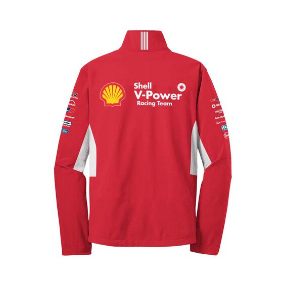 Shell V-Power Racing Team Men's 2020 Track Jacket, Red, scaau_hi-res