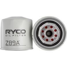 Ryco Oil Filter Z89A, , scaau_hi-res