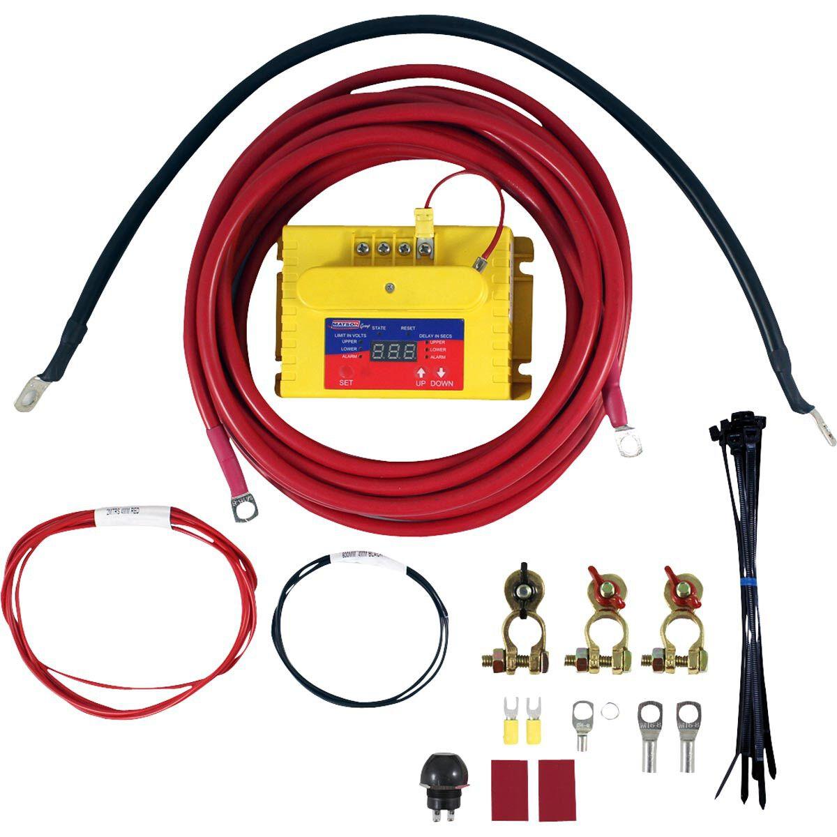 Matson Dual Battery Isolator Wiring Diagram Wire Data Schema Jvc Harness Likewise Kits Supercheap Auto Rh Supercheapauto Com Au Two Ranger