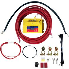 Matson Dual Battery Isolator Kit - 12 Volt, , scaau_hi-res