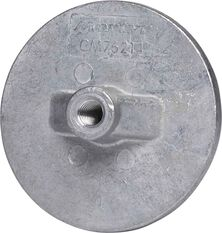Martyr Zinc Anode - Round Plate, CM9-25, , scaau_hi-res