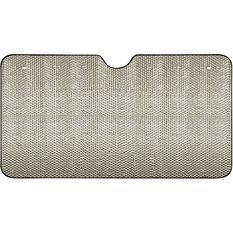 SCA Bubble Sunshade - Silver, XL, Accordion, Front, , scaau_hi-res