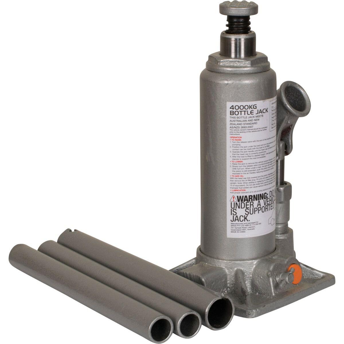 Hydraulic Bottle Jacks 6 Tonne 6T Bottle Jack Hydraulic Pump Hydraulic Gear Vehicle Car Tire Change DIY