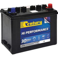Century Hi Performance Car Battery 43, , scaau_hi-res