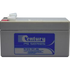RECHARGEABLE BATTERY -  PS 1212, 12V 1.2AH, , scaau_hi-res