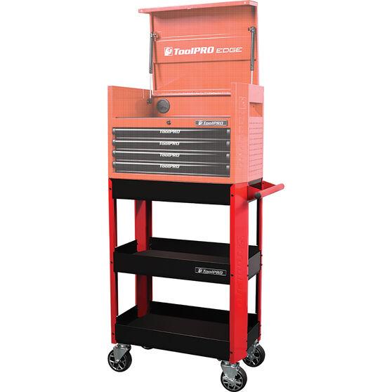 ToolPRO Edge Series Service Cart 3 Shelf 28 Inch, , scaau_hi-res
