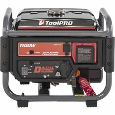 ToolPRO Digital Inverter Generator - Open Frame, 1100W, , scaau_hi-res
