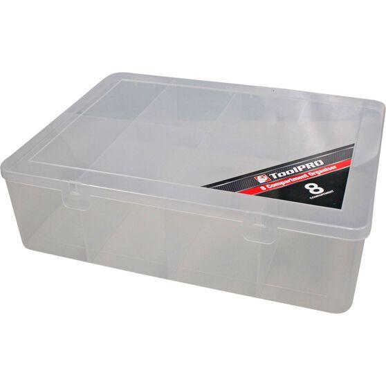 ToolPRO Organiser - 8 Compartment, , scaau_hi-res