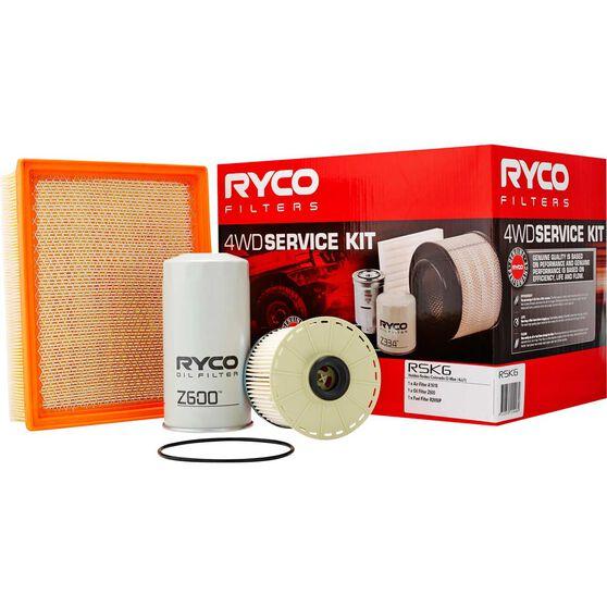 Ryco Filter Service Kit RSK6, , scaau_hi-res