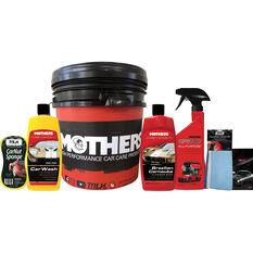 Mothers Premium Detailing Kit - 9 Piece, , scaau_hi-res