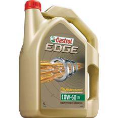 Edge Engine Oil - 10W-60, 5 Litre, , scaau_hi-res