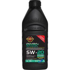 Penrite Enviro+ Engine Oil 5W-20 1 Litre, , scaau_hi-res
