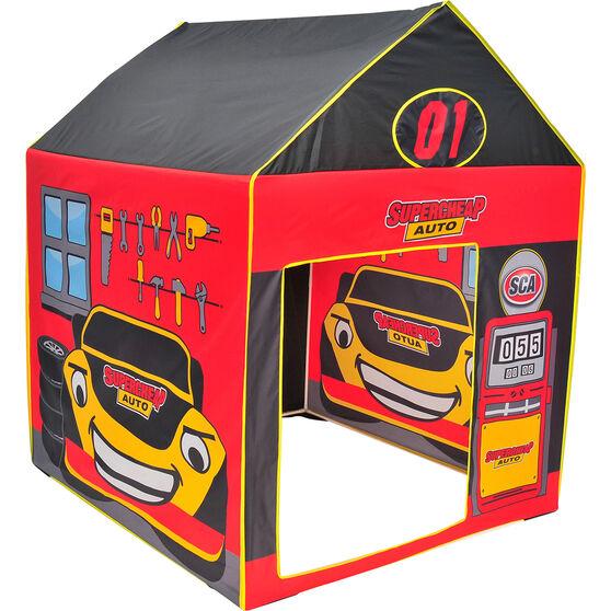 Race Garage Play tent, , scaau_hi-res