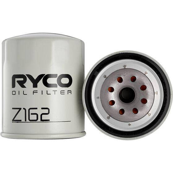 Ryco Oil Filter - Z162, , scaau_hi-res