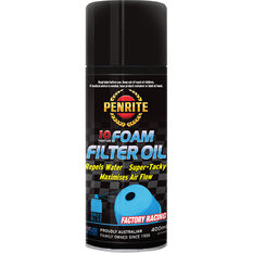 Penrite  Foam Filter Oil - 400mL, , scaau_hi-res