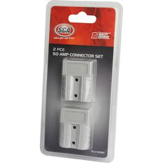 SCA 50 AMP Connector Set - 2 Pack, , scaau_hi-res