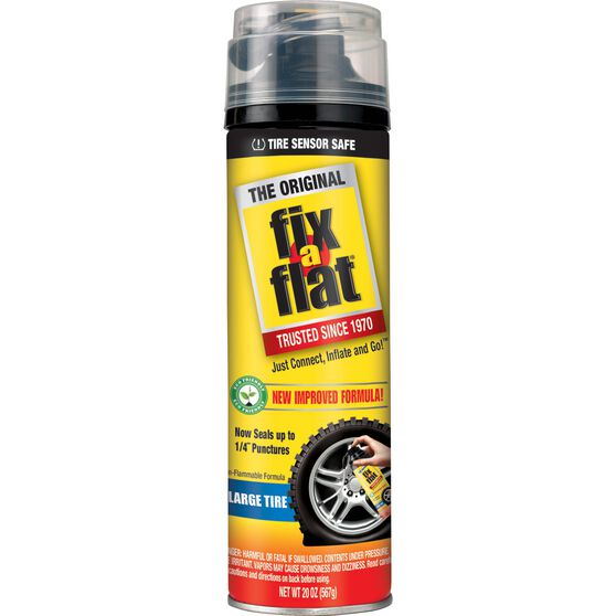 Fix-A-Flat Tyre Sealant - Eco Friendly, 587g, , scaau_hi-res