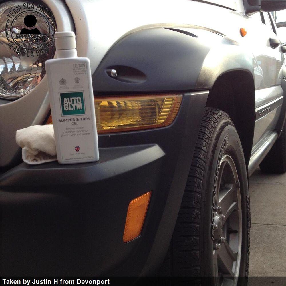 Autoglym Bumper And Trim Gel 325ml Supercheap Auto